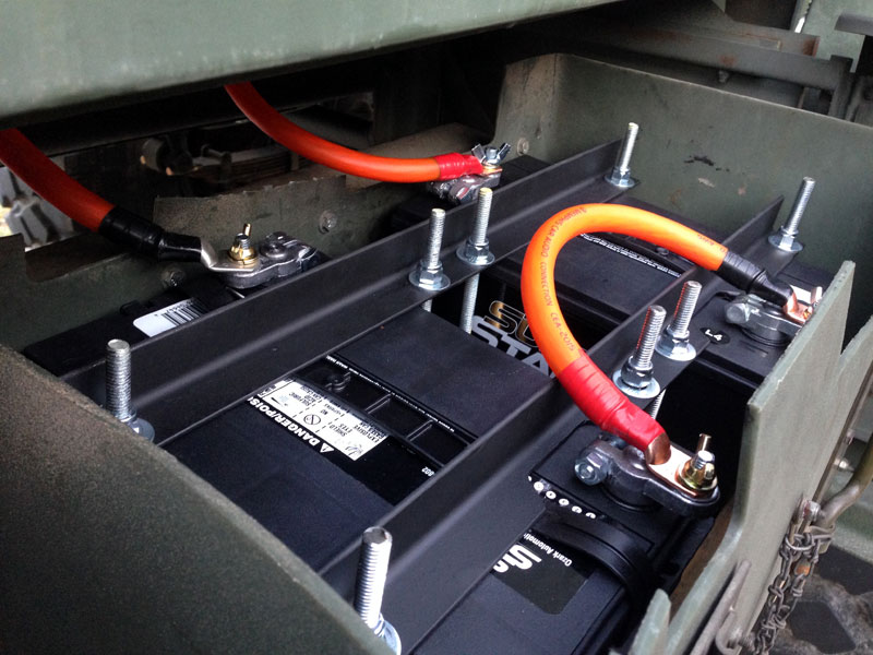 how to build a military battery desulfator
