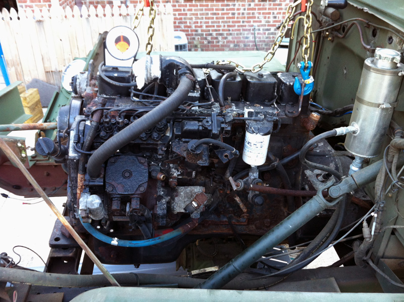 1953 M35a2 With 6bt Allison At545 Swap