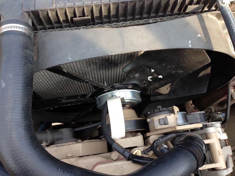 08 Radiator Fan Wiring Harness on